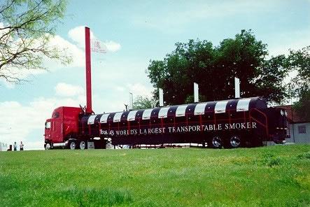 barbecue transportable le plus grand