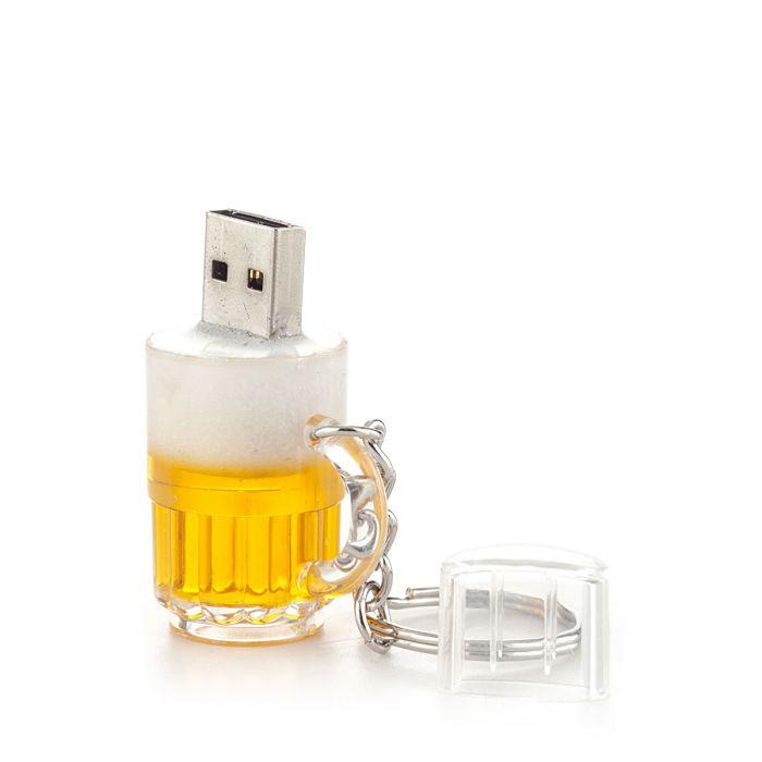 clé usb 8GB chope de bière