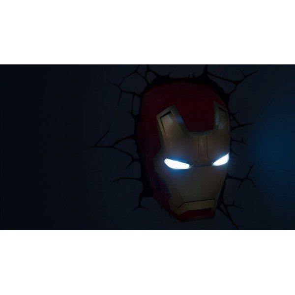 lampe-iron-man-mur