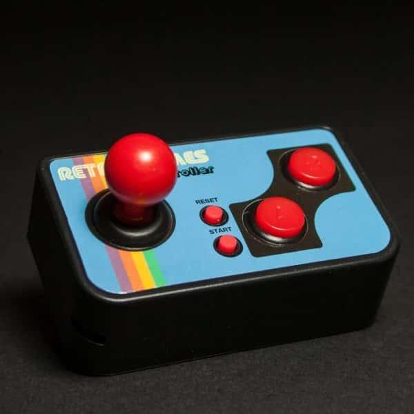 mini manette pour jeux vidéo