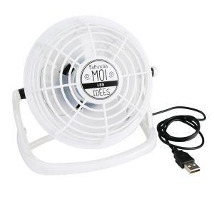mini ventilateur USB