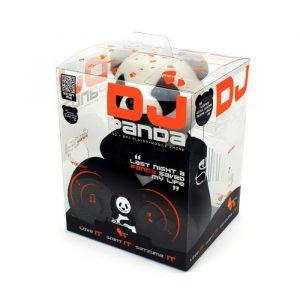 DJ Panda enceintes stéréo