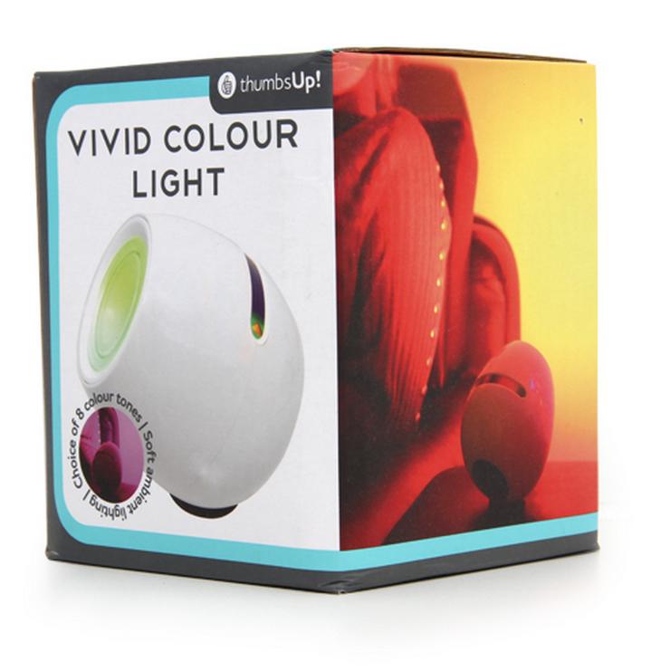 Idée Peinture Chambre Couple : Lampe d'Ambiance Multicolore