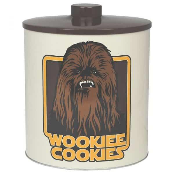 Boite Gateau Cookie Chewbacca Star Wars | Super Insolite