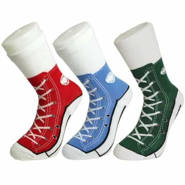 chaussettes converse femme