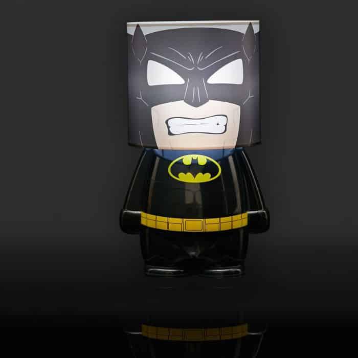 lampe ambiance batman geek dc comics super insolite. Black Bedroom Furniture Sets. Home Design Ideas
