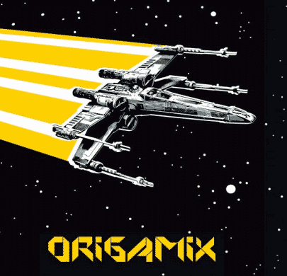 origamie-xwing