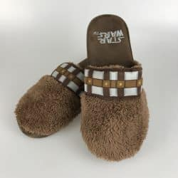 chaussons mules chewbacca Star Wars