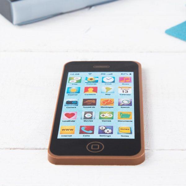 iphone chocolat