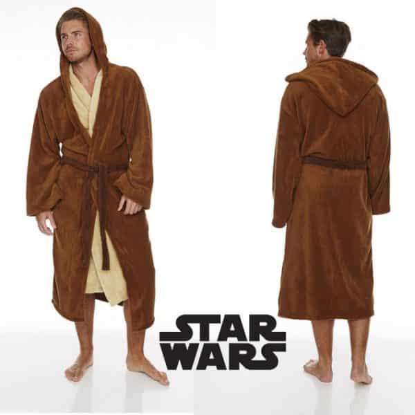 Peignoir Star Wars Jedi Deluxe