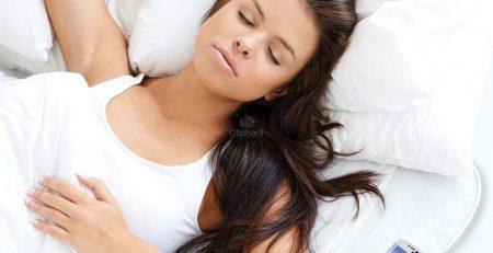 oreiller pour écouter la musique