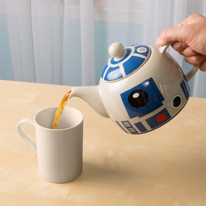 Th i re r2d2 star wars cadeau th super insolite for Avis maison compere