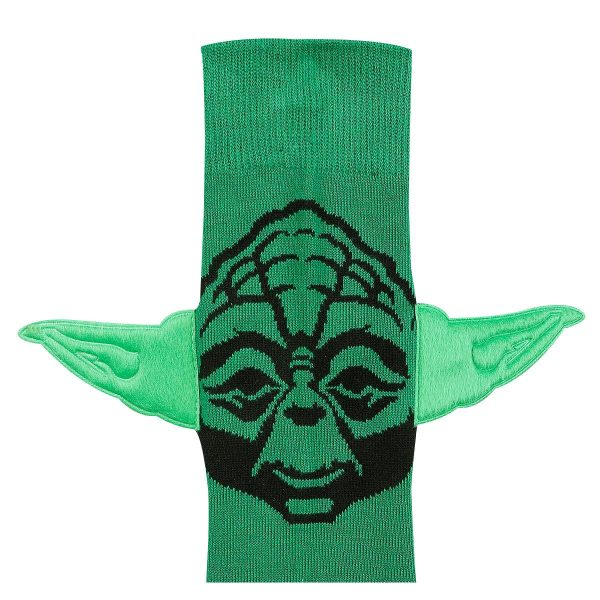chaussettes yoda star wars