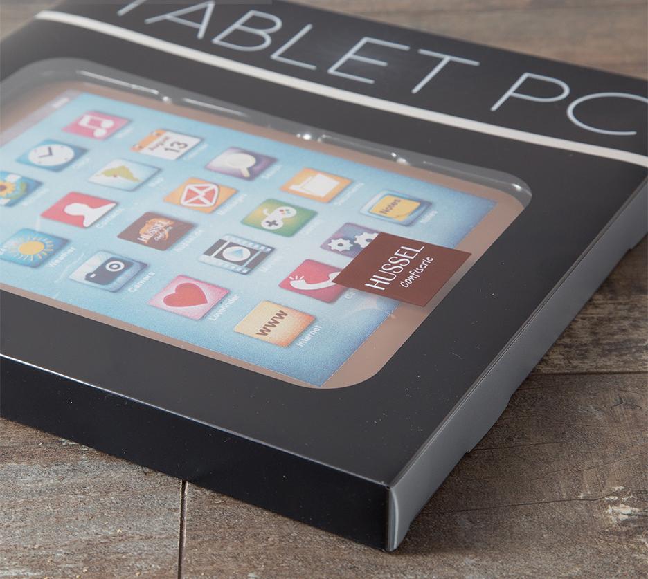 tablette tactile en chocolat super insolite. Black Bedroom Furniture Sets. Home Design Ideas