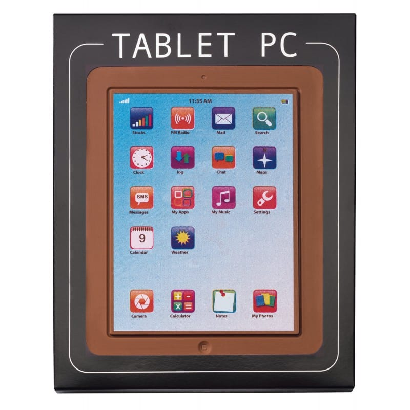 Tablette tactile en chocolat super insolite - Tablette tactile super u ...