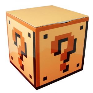 boîte mystère Super Mario