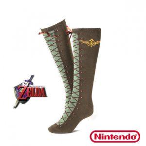 chaussettes Zelda