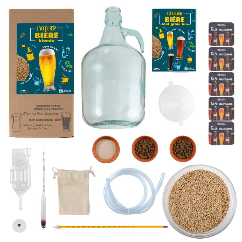 kit brassage bière bio
