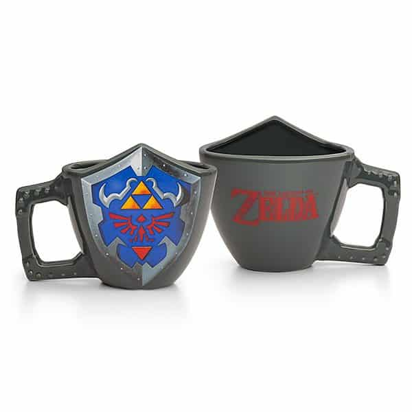 mug bouclier zelda Nintendo