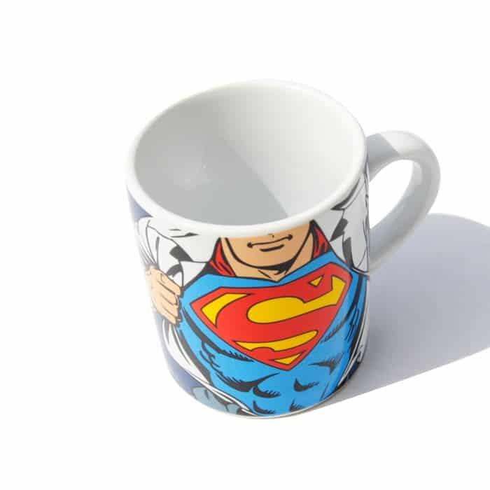 tasse expresso superman super insolite. Black Bedroom Furniture Sets. Home Design Ideas