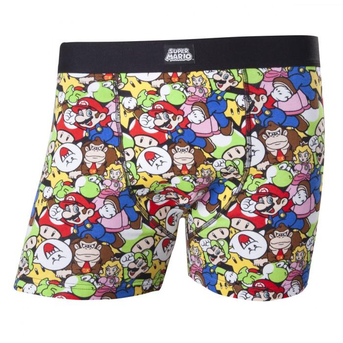 Boxer Nintendo Mario Bros