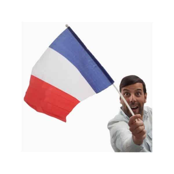 Petit Drapeau français
