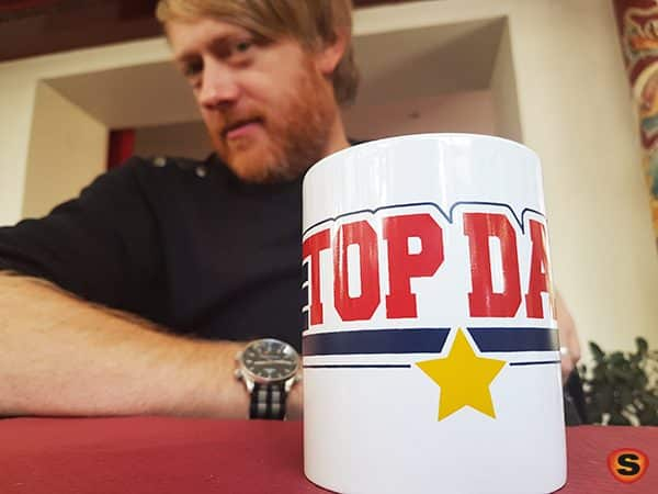 mug top papa