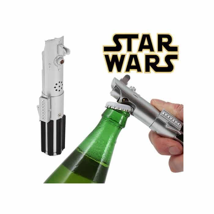 décapsuleur sabre laser