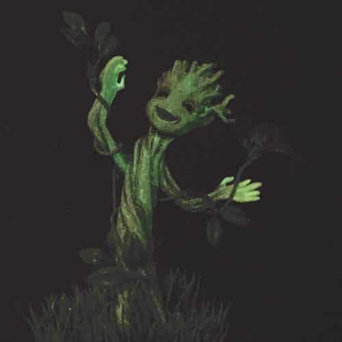 plante groot lumineuse super insolite