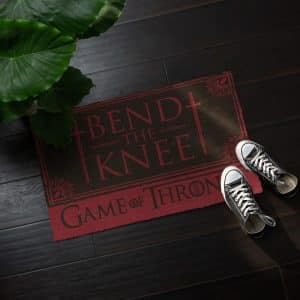 Paillasson Bend The Kneww Game of Thrones