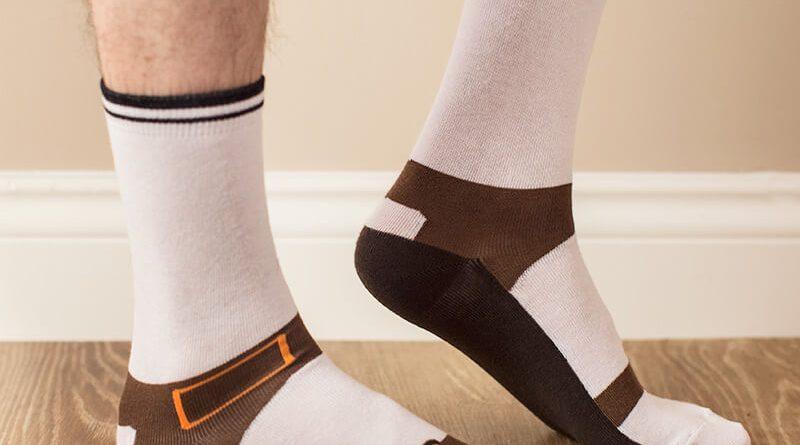 chaussette sandales