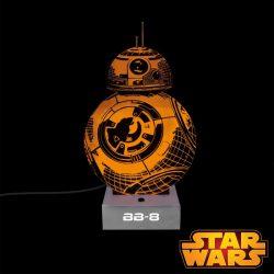 lampe BB8 Star Wars 3D