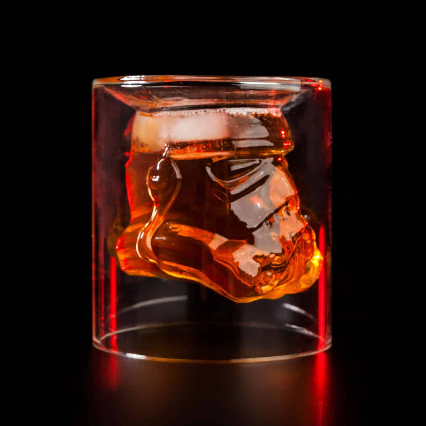 verre shooter stormtrooper super insolite. Black Bedroom Furniture Sets. Home Design Ideas