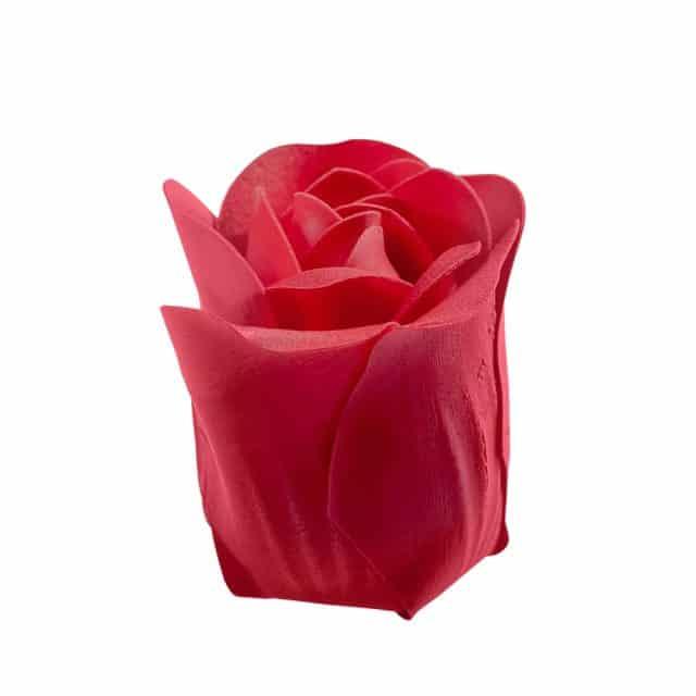 roses en savon