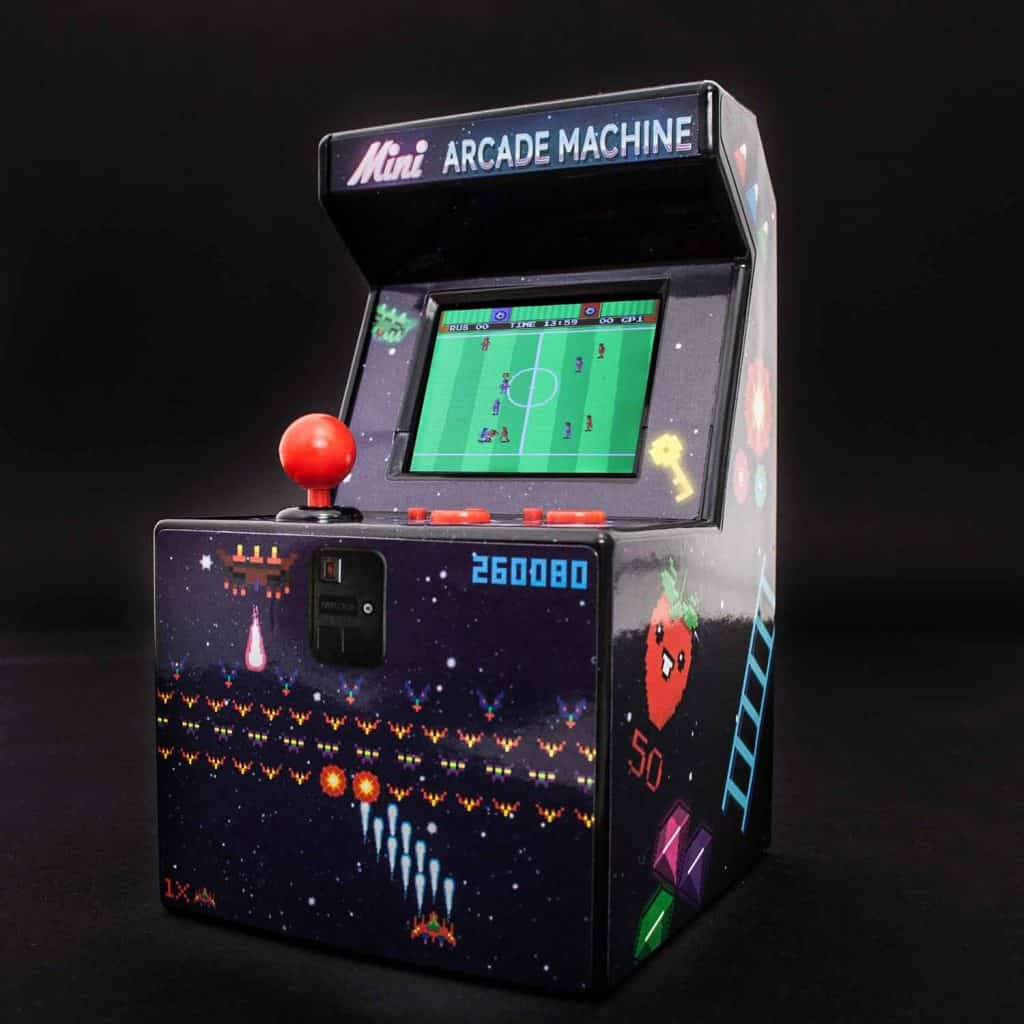 mini borne arcade jeux video
