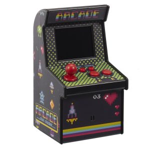 mini borne d'arcade jeux videos
