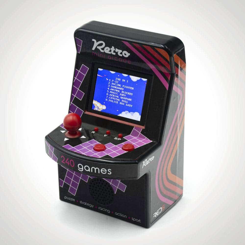 borne d'arcade jeux videos