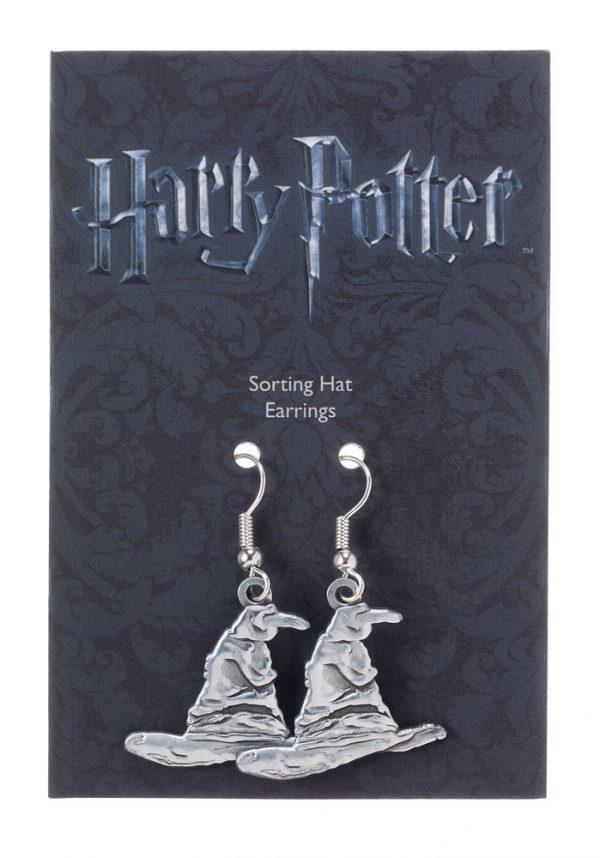 boucle d'oreille Harry Potter Choipeaux Magique