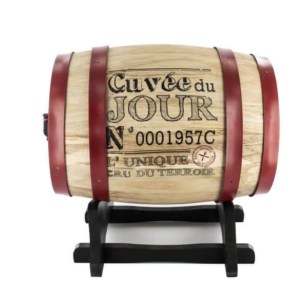 Tonneau à vin Cubi