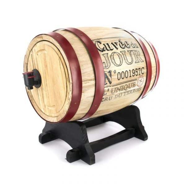 tonneau de vin cubis