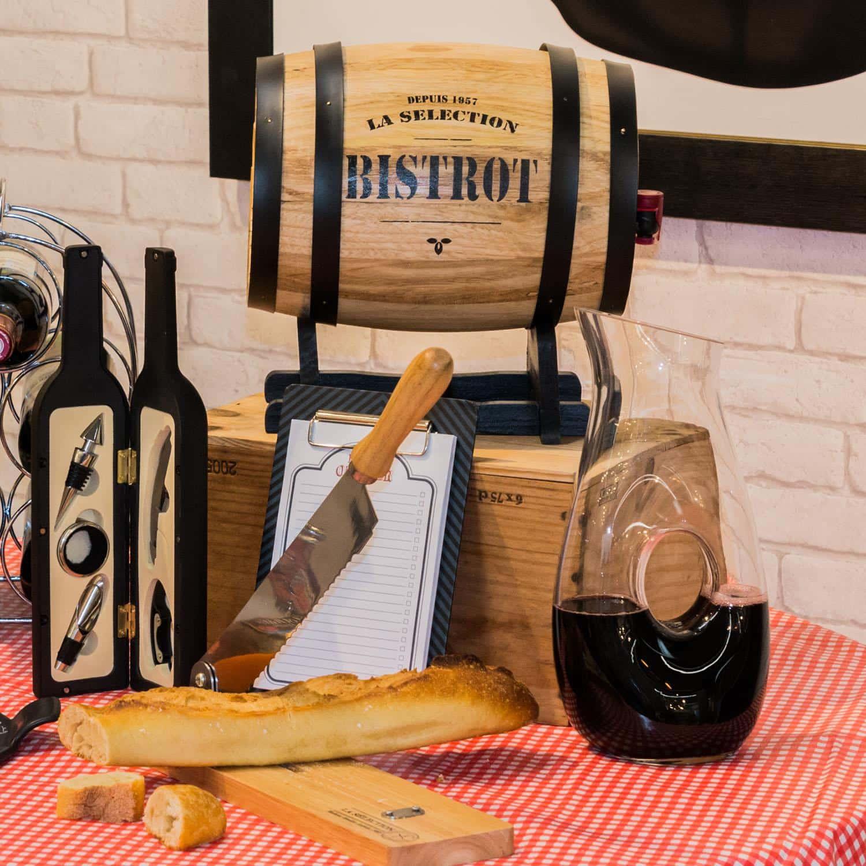 cubis tonneau à vin
