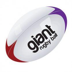 Ballon de rugby de plage