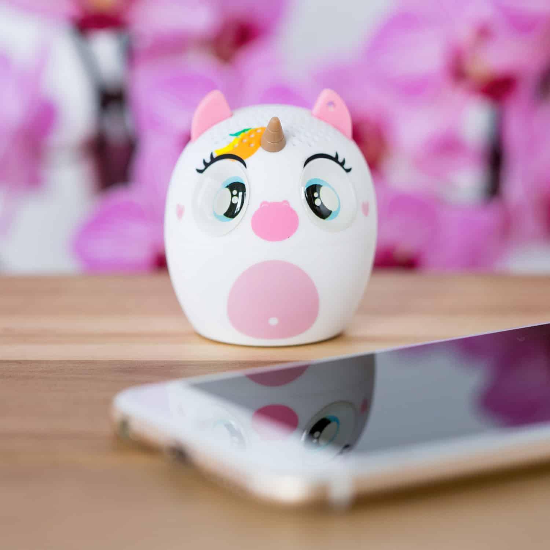 Mini haut-parleur licorne sans fil