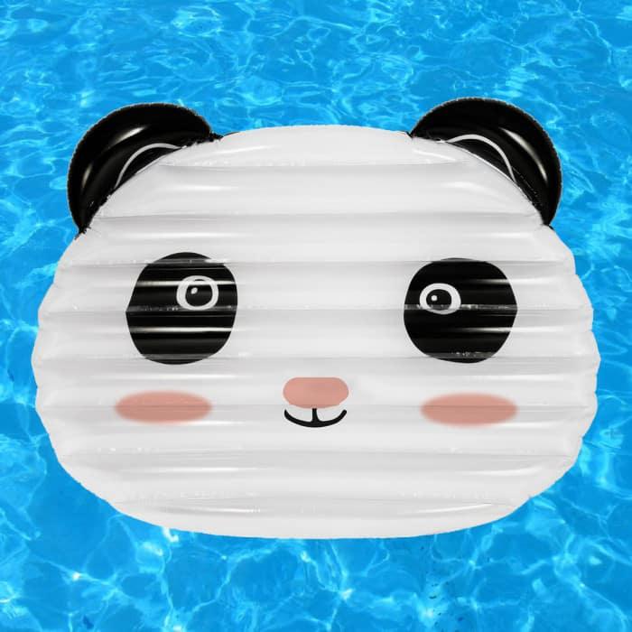 Matelas gonflable panda g ant super insolite - Matelas gonflable piscine ...
