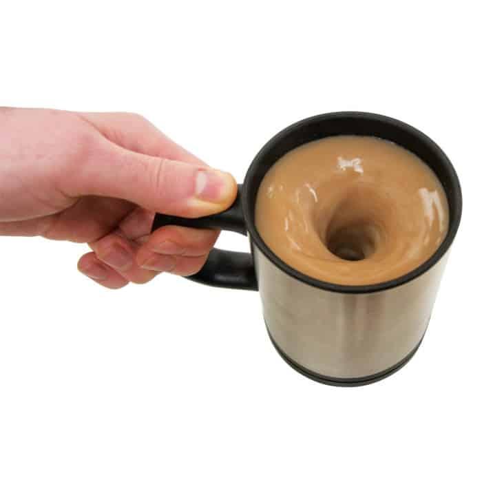 Favori Mug mélangeur automatique | Super Insolite NA71