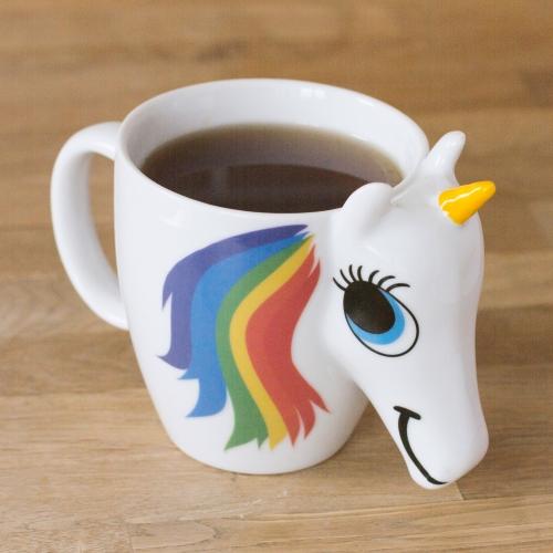 mug licorne thermoréactif