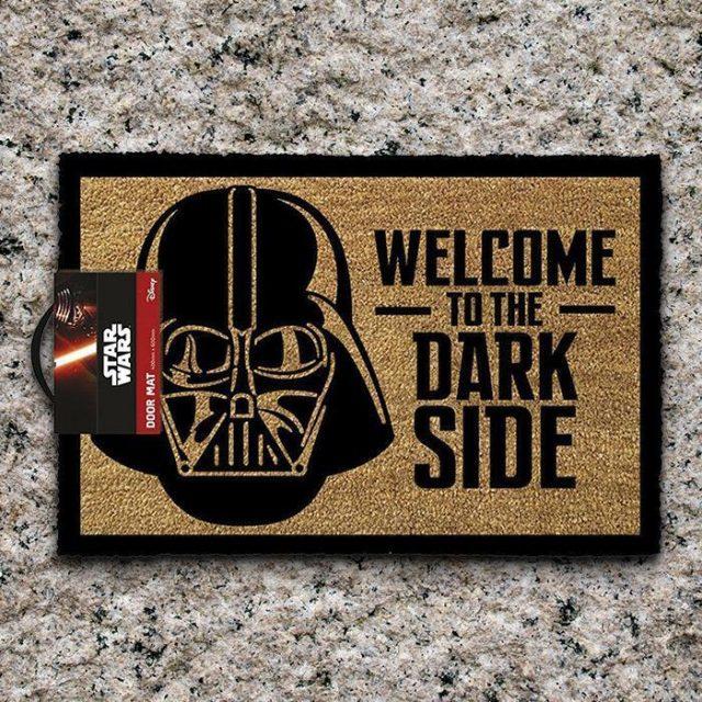 paillasson dark vador dark side