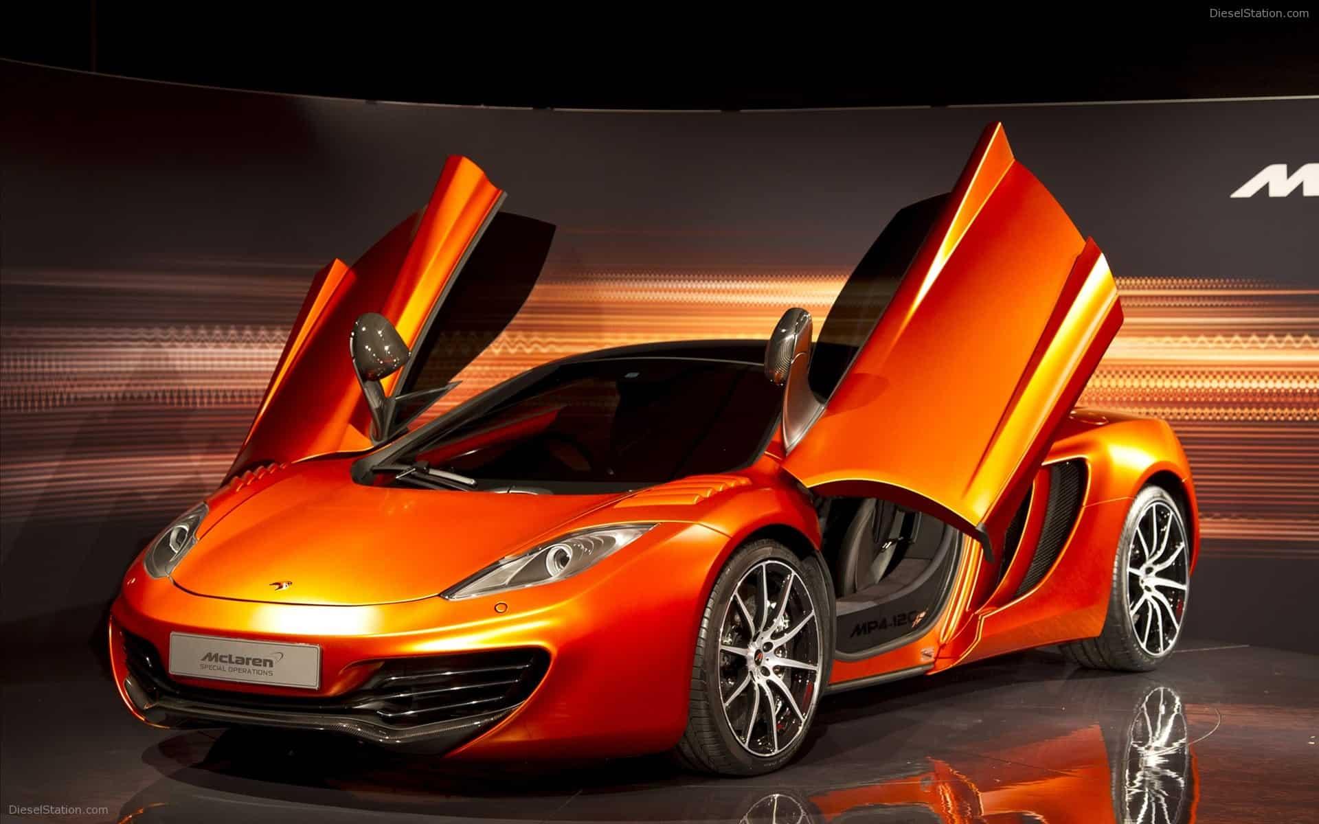 Top 10 des voitures de sport à conduire à Paris