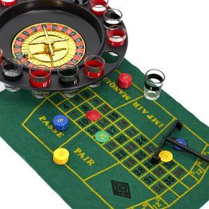 roulette jeu à boire casino