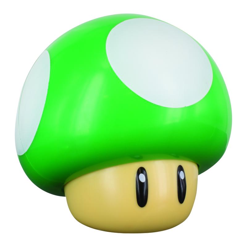 Lampe champignon Mario Bros